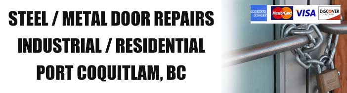 Commercial & Industrial Door Repairs in Poco